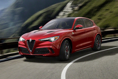 Alfa Romeo Stelvio 2.0T 2018 Review, Specs, Price