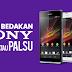 10 Cara Membedakan HP Sony Xperia Asli dan Palsu