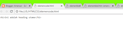 elemen <code>