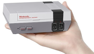 Nintendo Nes Regresa.