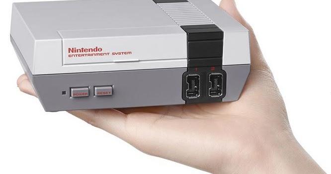 Nintendo Nes Regresa.