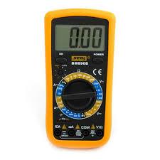 Jual Sanfix Digital Multimeter Bm890d Harga Murah