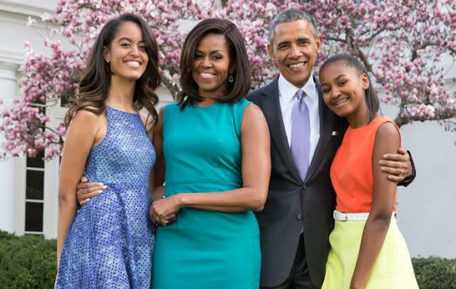 Esta es al casa de los Obama cuando dejen la Casa Blanca