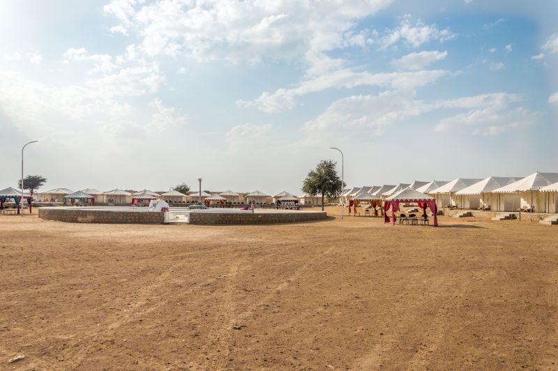 The Desert Camp at Sam Desert Jaisalmer