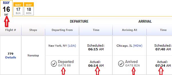 Southwest Flight Status
