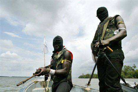 BREAKING: Niger Delta Avengers Has Done It. See for yourself what they just did!