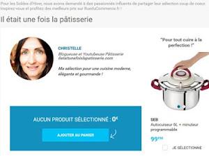 Ma wishlist spéciale soldes sur Rue du Commerce {cuisine & arts de la table}