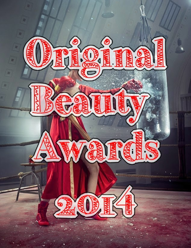 Original Beauty Awards 2014 - Catégorie Maquillage