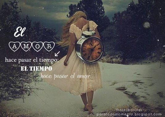 Frases Bonitas Para Todo Momento El Amor Hace Pasar El