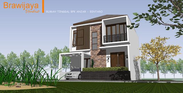 Membangun Rumah 2 Lantai Jasa Desain Rumah Rp20Ribu M2