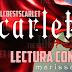 #LecturaConjunta: Scarlet, de Marissa Meyer