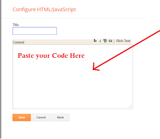 How to Disable Copy Paste In Blogger Blog?