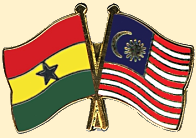 Ghana Malaysia Gold shipment