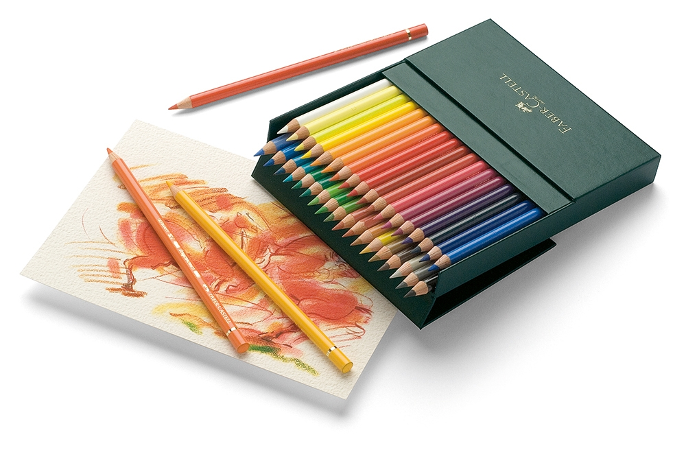 coleco mix resenha l pis de cor faber castell polychromos germany. Black Bedroom Furniture Sets. Home Design Ideas