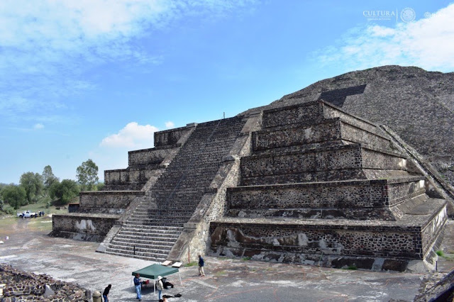CT scans find possible tunnel in Mexico's Teotihuacan ruins