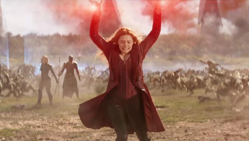 Scarlet Witch của 'Avengers': Không phải từng khỏa thân là thích hở -2