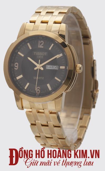 đồng hồ kim loại nam thời trang