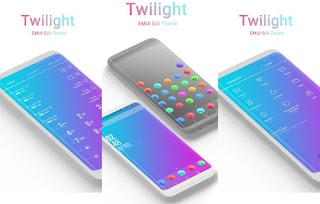 Twilight EMUI 4 Theme