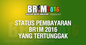 Thumbnail image for Status Pembayaran BR1M Yang Tertunggak