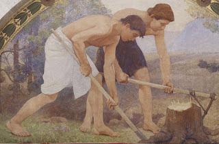 Tα επαγγέλματα των αρχαίων Ελλήνων