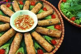 Nem Ran/ Cha Gio (Vietnamese Fried Spring Rolls)