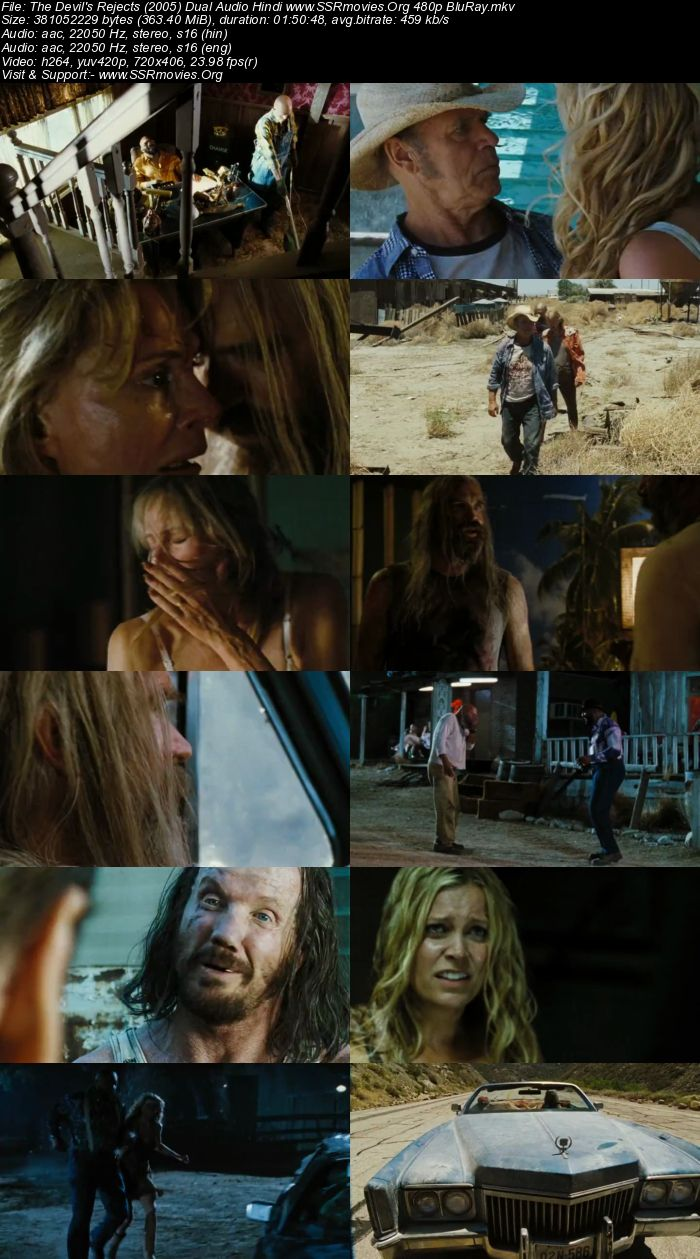 The Devil's Rejects (2005) Dual Audio Hindi 480p BluRay