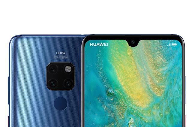 مواصفات وسعر جوال هواوي Huawei Mate20 Pro