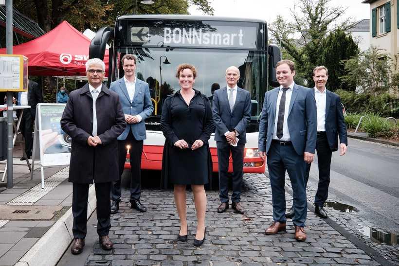 MuchaTrans telekocsi hirdetése Bonn és Budapest között
