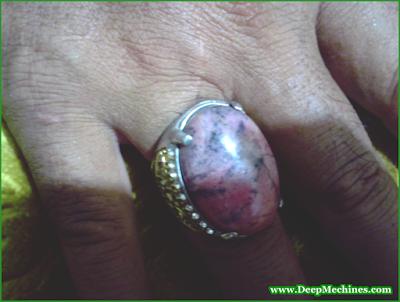 Batu Merah Red Borneo (Kalimantan) Kualitas Sedang