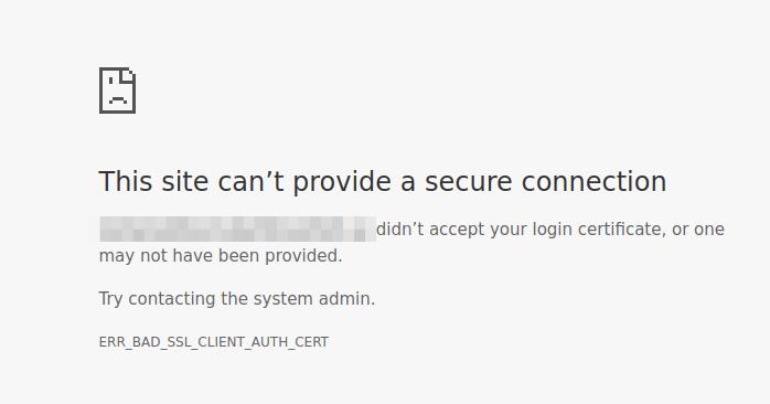 IT: About  key  pem  p12 certificates