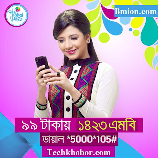 Grameenphone-1423MB-at-Only-Tk99-Pohela-Boishak-Offer