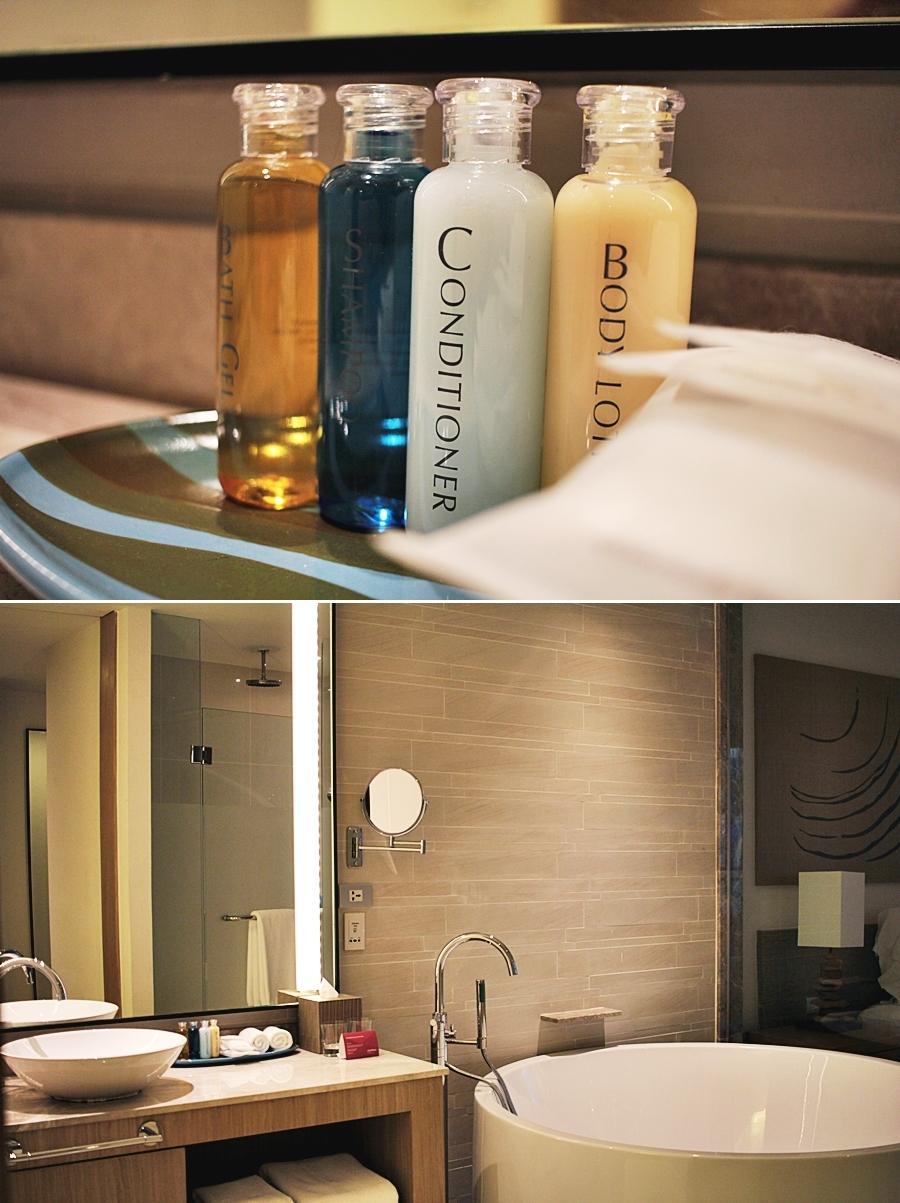 hotel zimmer badewanne
