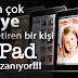 Markalonga'dan iPad hediye