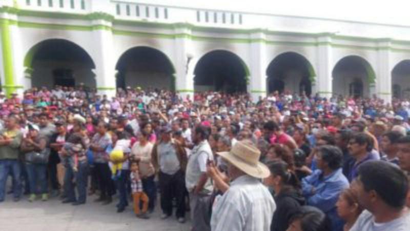 Otro municipio mexicano decide regirse sin partidos políticos ni policías