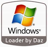 Windows Loader v2.2.2 By DAZ