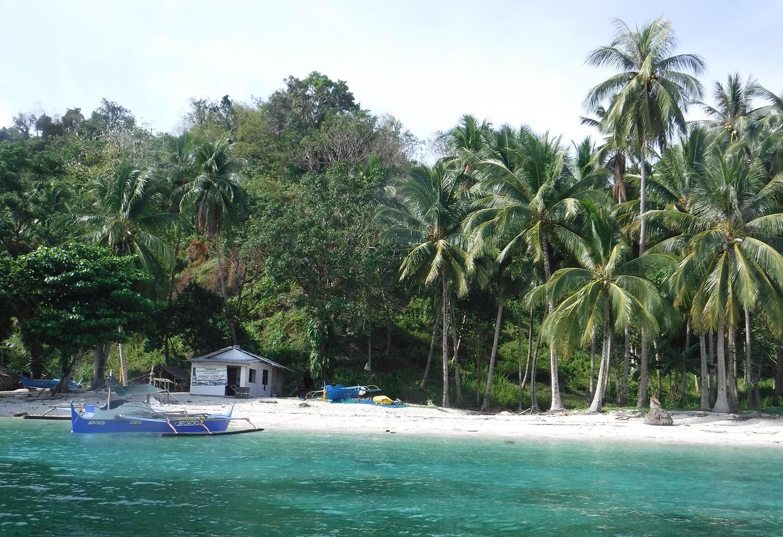 Lapaken White Beach in Datu Blah Sinsuat