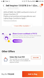 Paytm Affiliate Program Share