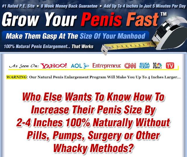 Growyourpenisfast.com - Penis_enlargement Program