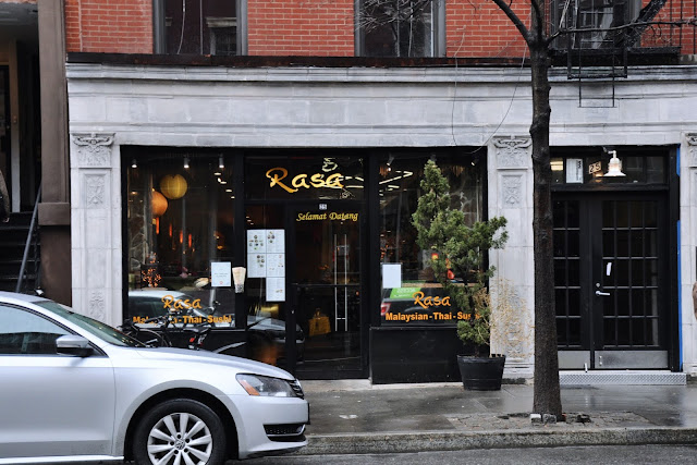 Rasa, New York City, New York, USA