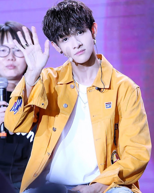 Kim Samuel 사무엘 Nanjing Fan Meeting, Samuel Kpop