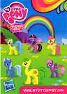 My Little Pony Wave 10 Mosely Orange Blind Bag Card