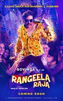 Download Rangeela Raja full movie Hindi 720p 480p 2019