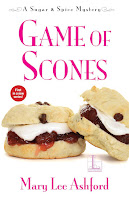 Game of Scone Cover