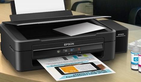 Cara Head Cleaning Printer Epson Hasil Cetak Putus Putus dan Bergaris