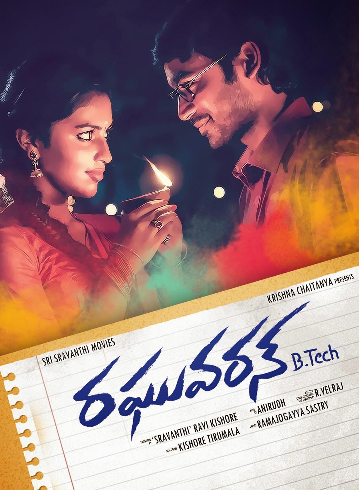 Raghuvaran b tech tamil movie : Fort bragg ca movies
