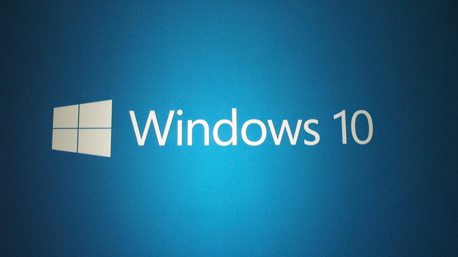 Reno Aprilianto : Keunggulan Windows 10
