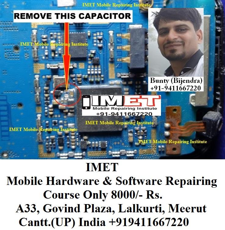 Samsung B310E Short Problem Repair Solution - IMET Mobile