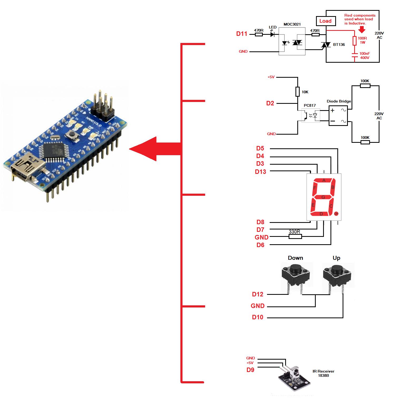 Bridge Rectifier Http Wwwsimplecircuitsandprojectscom Circuits