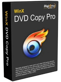 WinX DVD Copy Pro 3.9.0 Full Keygen
