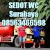 Jasa Sedot WC Donomulyo Surabaya Bima